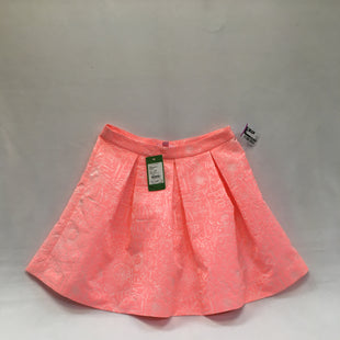Primary Photo - BRAND: LILLY PULITZER STYLE: SKIRT COLOR: CORAL SIZE: 2 SKU: 240-24068-6409