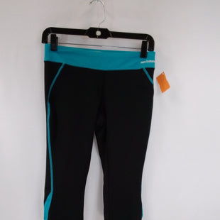Primary Photo - BRAND: NEW BALANCE STYLE: ATHLETIC CAPRIS COLOR: BLACK SIZE: S SKU: 240-24092-578