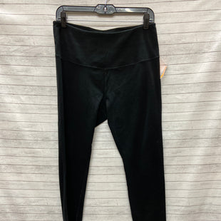 Primary Photo - BRAND: 90 DEGREES BY REFLEX STYLE: ATHLETIC PANTS COLOR: BLACK SIZE: L SKU: 240-24049-55377