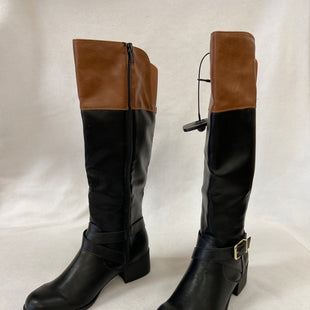 Primary Photo - BRAND: STYLE AND CO COLLECTION WOMEN STYLE: BOOTS KNEE COLOR: BLACK SIZE: 7 SKU: 240-24083-9188