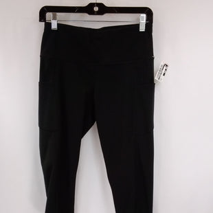 Primary Photo - BRAND:    CLOTHES MENTOR STYLE: ATHLETIC CAPRIS COLOR: BLACK SIZE: M OTHER INFO: IUGA - SKU: 240-24091-6944