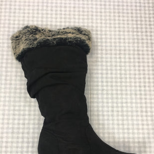 Primary Photo - BRAND: FADED GLORY STYLE: BOOTS KNEE COLOR: BLACK SIZE: 9 SKU: 240-24071-3948