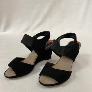 Primary Photo - BRAND:    CLOTHES MENTOR STYLE: SANDALS LOW COLOR: BLACK SIZE: 6.5 OTHER INFO: AS IS SKU: 240-24083-9183