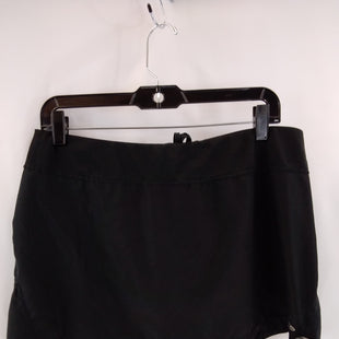 Primary Photo - BRAND: CHAMPION STYLE: ATHLETIC SKIRT SKORT COLOR: BLACK SIZE: L SKU: 240-24091-7363