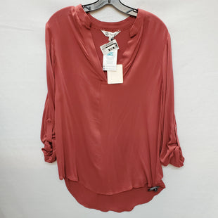 Primary Photo - BRAND: BOBEAU STYLE: TOP LONG SLEEVE COLOR: RED SIZE: S SKU: 240-24091-2019