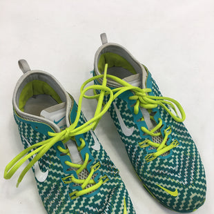 Primary Photo - BRAND: NIKE STYLE: SHOES ATHLETIC COLOR: GREEN SIZE: 8 SKU: 240-24080-5760