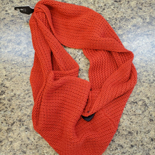 Primary Photo - BRAND:    CLOTHES MENTOR STYLE: SCARF WINTER COLOR: ORANGE OTHER INFO: NB - SKU: 240-24049-52940