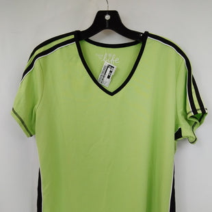 Primary Photo - BRAND: MADE FOR LIFE STYLE: ATHLETIC TOP SHORT SLEEVE COLOR: GREEN SIZE: XL SKU: 240-24052-58089