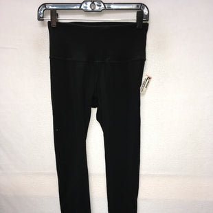 Primary Photo - BRAND: 90 DEGREES BY REFLEX STYLE: ATHLETIC PANTS COLOR: BLACK SIZE: S SKU: 240-24091-5641