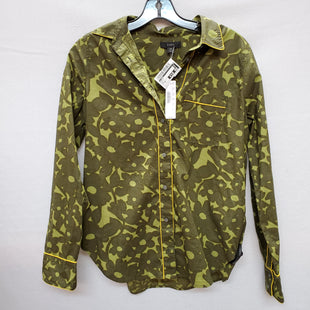 Primary Photo - BRAND: J CREW STYLE: TOP LONG SLEEVE COLOR: OLIVE SIZE: XS SKU: 240-24049-49674