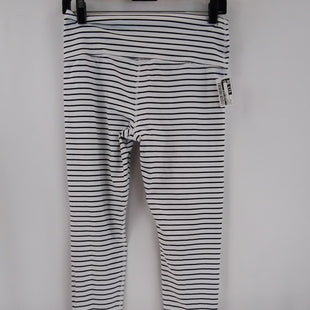 Primary Photo - BRAND:    CLOTHES MENTOR STYLE: ATHLETIC PANTS COLOR: STRIPED SIZE: M OTHER INFO: NB  - SKU: 240-24052-58144