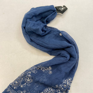 Primary Photo - BRAND: COLDWATER CREEK STYLE: SCARF COLOR: BLUE WHITE SKU: 240-24093-1039