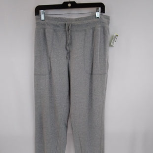 Primary Photo - BRAND: ATHLETIC WORKS STYLE: ATHLETIC PANTS COLOR: GREY SIZE: 2X SKU: 240-24049-57930