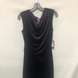 Primary Photo - BRAND: VINCE CAMUTO STYLE: DRESS SHORT SLEEVELESS COLOR: PLUM SIZE: S SKU: 240-24052-48025