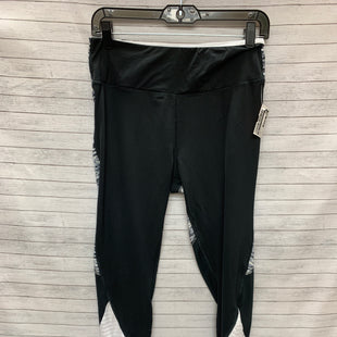 Primary Photo - BRAND:  CME STYLE: ATHLETIC PANTS COLOR: BLACK WHITE SIZE: M OTHER INFO: EMILY B. - SKU: 240-24049-55328
