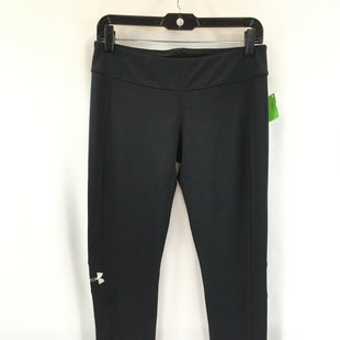 Primary Photo - BRAND: UNDER ARMOUR STYLE: ATHLETIC PANTS COLOR: BLACK SIZE: M SKU: 240-24049-58745