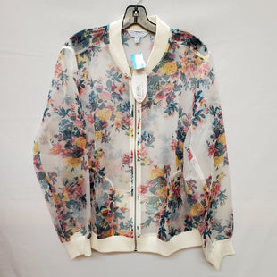 Primary Photo - BRAND: BOUTIQUE + STYLE: BLAZER JACKET COLOR: FLOWERED SIZE: 1X SKU: 240-24052-48205