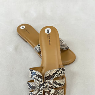 Primary Photo - BRAND: AMERICAN EAGLE SHOES STYLE: SANDALS FLAT COLOR: SNAKESKIN PRINT SIZE: 8 SKU: 240-24049-55394
