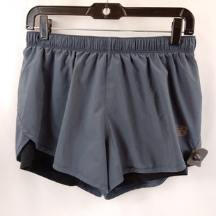 Primary Photo - BRAND: NEW BALANCE STYLE: ATHLETIC SHORTS COLOR: GREY SIZE: S SKU: 240-24049-58983