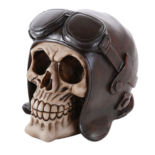 Aviator Skull Head - Highway Thirty One