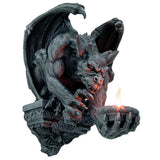 Gargoyle Wall Candle Holder