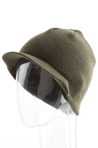 Beanie with Hard Cap Front - Highway Thirty One - 1