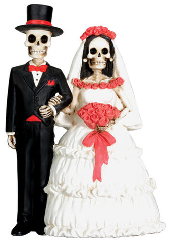 Day of the Dead - Wedding Couple - Highway Thirty One