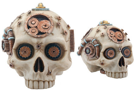 SteamPunk Skull - Highway Thirty One