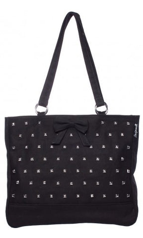 Sourpuss Studded Tote Bag - Highway Thirty One