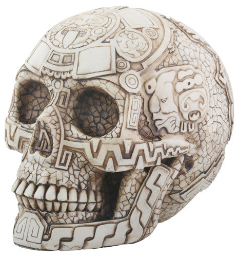 Aztec Skull - Highway Thirty One