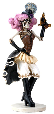 Steampunk Gunslinger Girl