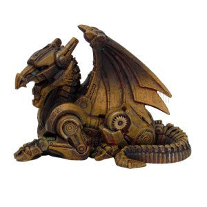 Steampunk Dragon - Highway Thirty One