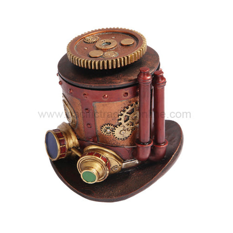 Steampunk Machinery Hat - Highway Thirty One
