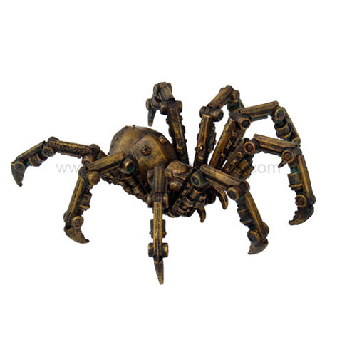 Steampunk Mechanical Spider - Highway Thirty One