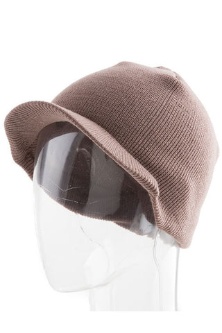 Beanie with Hard Cap Front - Highway Thirty One - 3