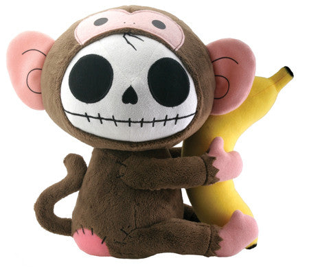 Furrybones® Munky Plush - Highway Thirty One