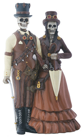 Steampunk Couple Umbrella - Highway Thirty One