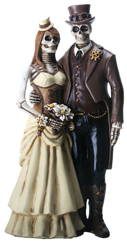 Steampunk Couple - Highway Thirty One