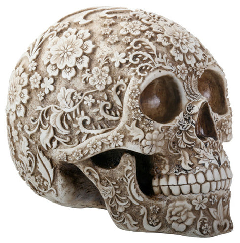 Floral Skull - Highway Thirty One