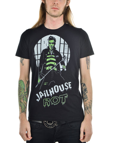 JailHouse Rot Mens T-Shirt - Highway Thirty One