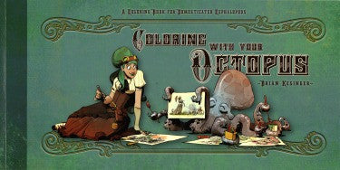 Coloring with your Octopus - Highway Thirty One