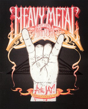 Heavy Metal Fun Time Coloring and Activity Book - Highway Thirty One