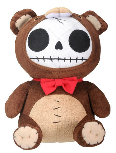 Furrybones®  Honey Bear Plush - Highway Thirty One
