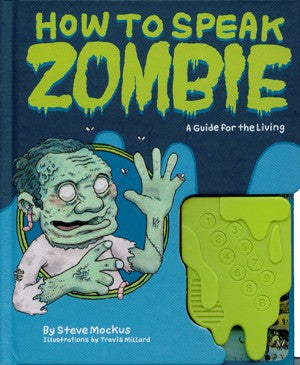 How to Speak Zombie Board Book with Audio - Highway Thirty One
