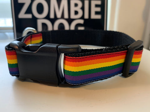 Pride Pet Collar