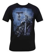 Mens The Sacred Ride Tee by David Lozeau - Highway Thirty One