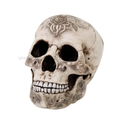 Tattoo Skull - Highway Thirty One