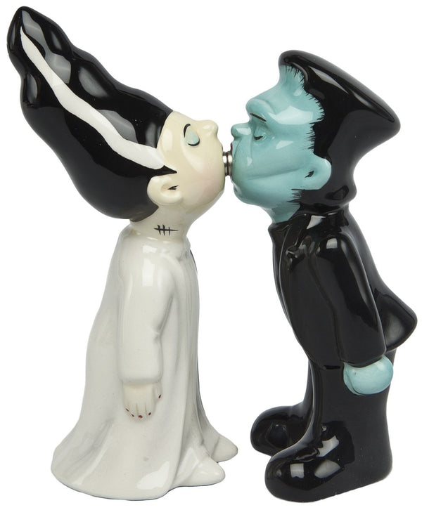 Frankie and His Bride Salt & Pepper Shakers - Highway Thirty One