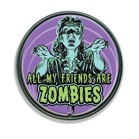 Zombie Friends Belt Buckle - Highway Thirty One