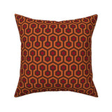 Overlook Hotel Pillow cover 16 x 16""